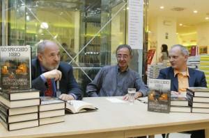 Presentazione a Firenze alla libreria Martelli
